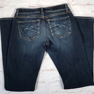 Daytrip Jeans.  Virgo Bootcut.  Size 27L